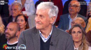 """Vieni da Me, Piero Badaloni: """"Piacere Raiuno fu un programma rivoluzionario per la tv pubblica"""""""