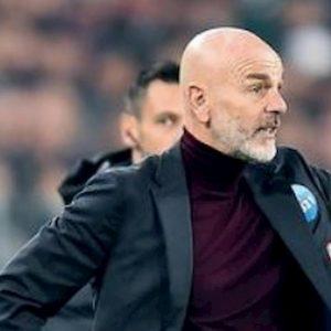 """Bologna-Milan, Pioli: """"Mihajlovic? Mi sono commosso, volevo abbracciarlo"""""""