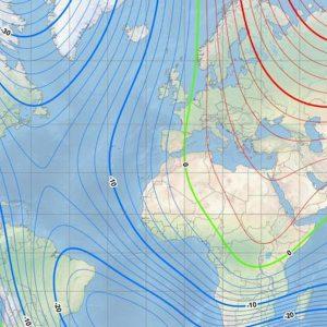 Il Polo Nord magnetico si sposta rapido verso la Siberia: rischi per gli smartphone (ma non solo)