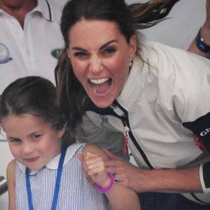 Kate Middleton e la richiesta di regalo di Natale della principessa Charlotte