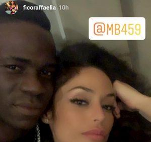Raffaella Fico Mario Balotelli tornati insieme? Spunta foto Instagram
