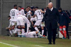Cagliari aggancia Roma in zona Champions, Daniele Ragatzu non segnava in Serie A dal 2010-2011