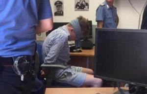 Mario Cerciello Rega, rischio processo per i 2 carabinieri che bendarono Gabriel Natale Hjorth