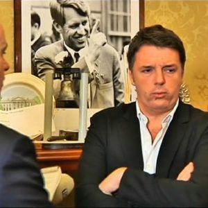 """Renzi e il fuorionda scoperto da Striscia la Notizia: """"Stavo per dire la verità ma..."""""""