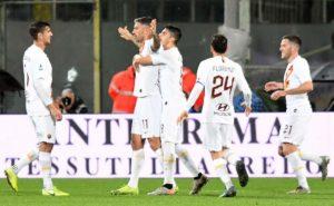 Fiorentina-Roma 1-2, Kolarov firma il raddoppio su punizione