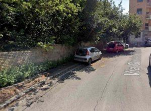 Roma, cede parte del muro di Villa Ada: chiusa via Pezzana a Parioli
