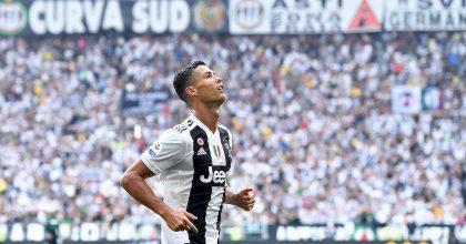 Lazio-Juventus risultato gol, Immobile sfida Cristiano Ronaldo