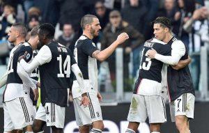 Serie A: Juve, tridente da primo posto. Milan bloccato dal Sassuolo