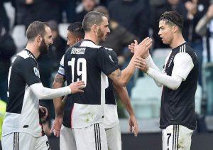 Juventus può giocare con il tridente Cristiano Ronaldo, Dybala e Higuain? Oggi abbiamo avuto la risposta