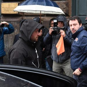 """Salvini: """"Nomina Ioia garante dei detenuti, il peggio possibile"""""""