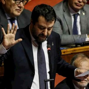 Salvini-Di Maio e il Mes in Senato finisce in vacca