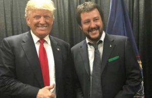 Donald Trump e Matteo Salvini sotto impeachment. Saranno assolti. In Usa dramma, in Italia farsa