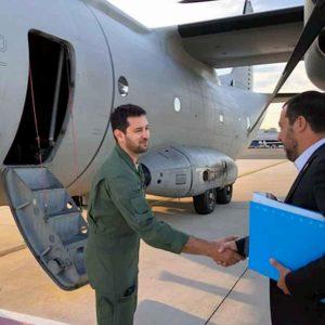Matteo Salvini voli di Stato: missioni governo o campagna elettorale? Che domanda...