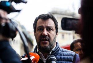 Matteo Salvini, Ansa