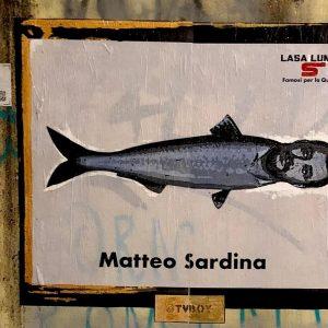Lega sotto al 30% per effetto Sardine: il sondaggio Demos