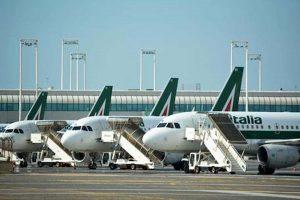 Sciopero Alitalia e Air Italy 13 dicembre: oltre 350 voli cancellati