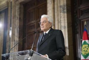 Sergio Mattarella, Ansa