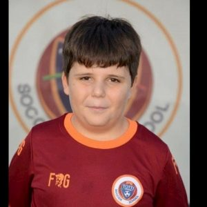 Totti Soccer School ricorda Simone, il bambino morto dopo un malore in una scuola di Ostia