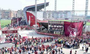 Ultras, affari e violenza: 115 Daspo, 75 sono del Torino, 40 di Napoli e Inter