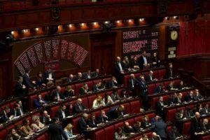 Taglio dei Parlamentari: restano mille (945). Premio o dazio per elezioni anticipate