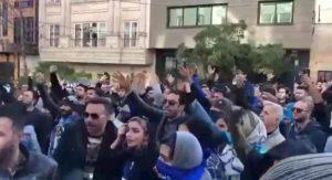 Iran. Proteste di piazza a Teheran contro il governo: Stramaccioni se ne va