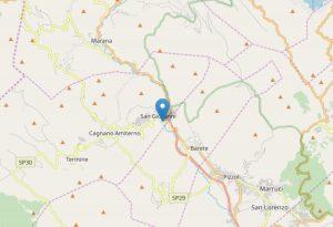 Terremoto L'Aquila, tre scosse tra Barete e Pizzoli in meno di un'ora: più forte 4.7