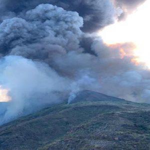 Vulcano Stromboli, Ansa