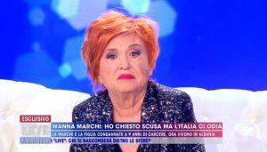 Wanna Marchi, Gianluigi Nuzzi e la lite a Live Non è la D'Urso
