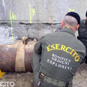 Venezia, domenica 2 febbraio città isolata per rimuovere una bomba della Seconda Guerra Mondiale