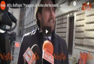 Il viceministro dello Sviluppo economico Stefano Buffagni