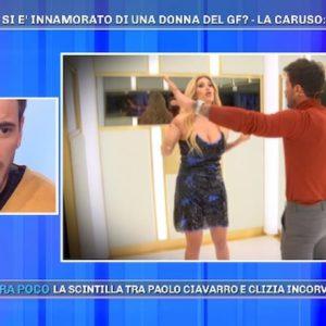 """Pomeriggio 5, Paola Caruso a Ivan Gonzalez: """"Sei in Italia grazie a me, chiedimi scusa"""""""