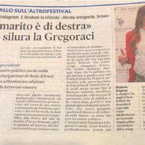 Sanremo Gregoraci, Il Tempo scrive Favino al posto di Savino. E Fiorello...