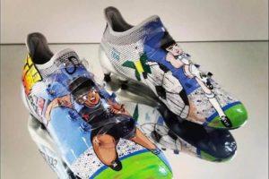 Adidas, omaggio a Holly e Benji: ecco gli scarpini Capitan Tsubasa
