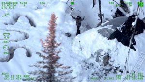 Alaska, sopravvive tre settimane disperso tra i ghiacci. Salvo grazie a un SOS scritto sulla neve