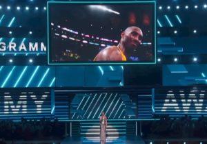 Alicia Keys e il toccante tributo per Kobe Bryant durante i Grammy Awards VIDEO