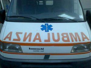 ambulanza ansa