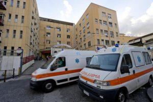 ambulanze napoli ansa