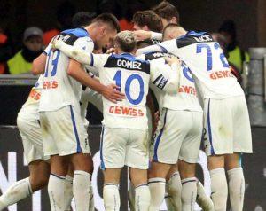 Serie A, Atalanta blocca Inter. Lazio batte Napoli e resta in corsa per lo scudetto