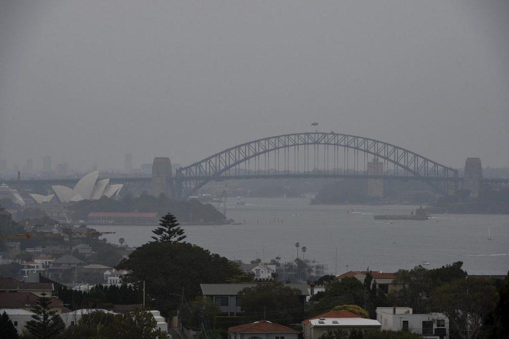 australia incendi sydney