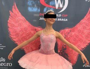 Valentina Sanna, ballerina della Royal Ballet School, morta a 14 anni per meningite in Sardegna