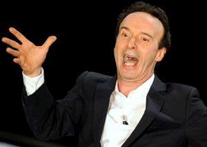 Roberto Benigni a Sanremo, quanto costa? Dagospia: 300mila euro