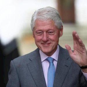 bill clinton ansa