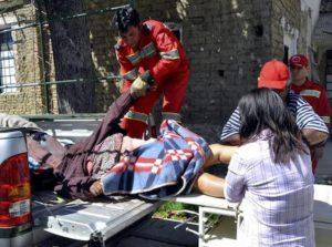 Bolivia, scontro tra un camion e un minibus: 13 morti
