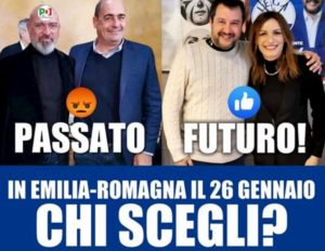 Lucia Borgonzoni, sondaggio beffa su Facebook: i suoi follower votano Stefano Bonaccini