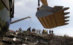Cambogia, crolla hotel in costruzione: almeno 7 morti, 18 estratti vivi dalle macerie