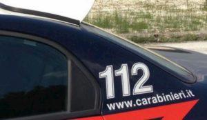 auto carabinieri ansa