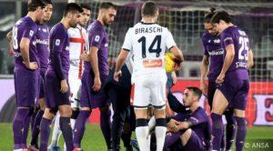 """Fiorentina-Genoa, Castrovilli esce per malore improvviso: """"Mi gira la testa, non capisco niente..."""""""