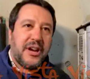 """Citofonata di Salvini, la Tunisia non ci sta: """"Deplorevole provocazione"""""""