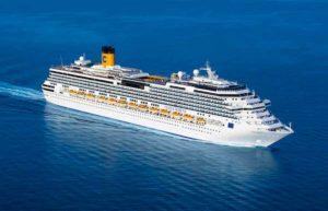 Coronavirus Civitavecchia: due casi sospetti su nave Costa Crociere, altre 6mila persone bloccate a bordo
