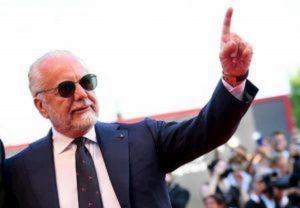 """De Laurentiis: """"Maradona è stato un handicap per il Napoli"""""""